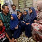 Kisah sedih 6 adik-beradik yang menyambut Ramadan tanpa ibu bapa