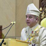 Sultan Perak panggil semua wakil pemimpin politik di Perak